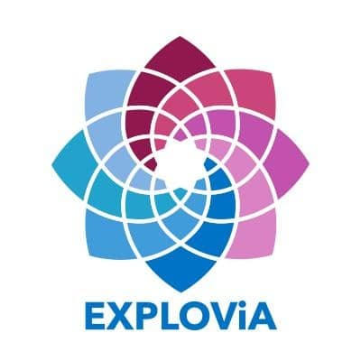 Explovia logo