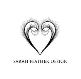 Sarah Feather Design logo